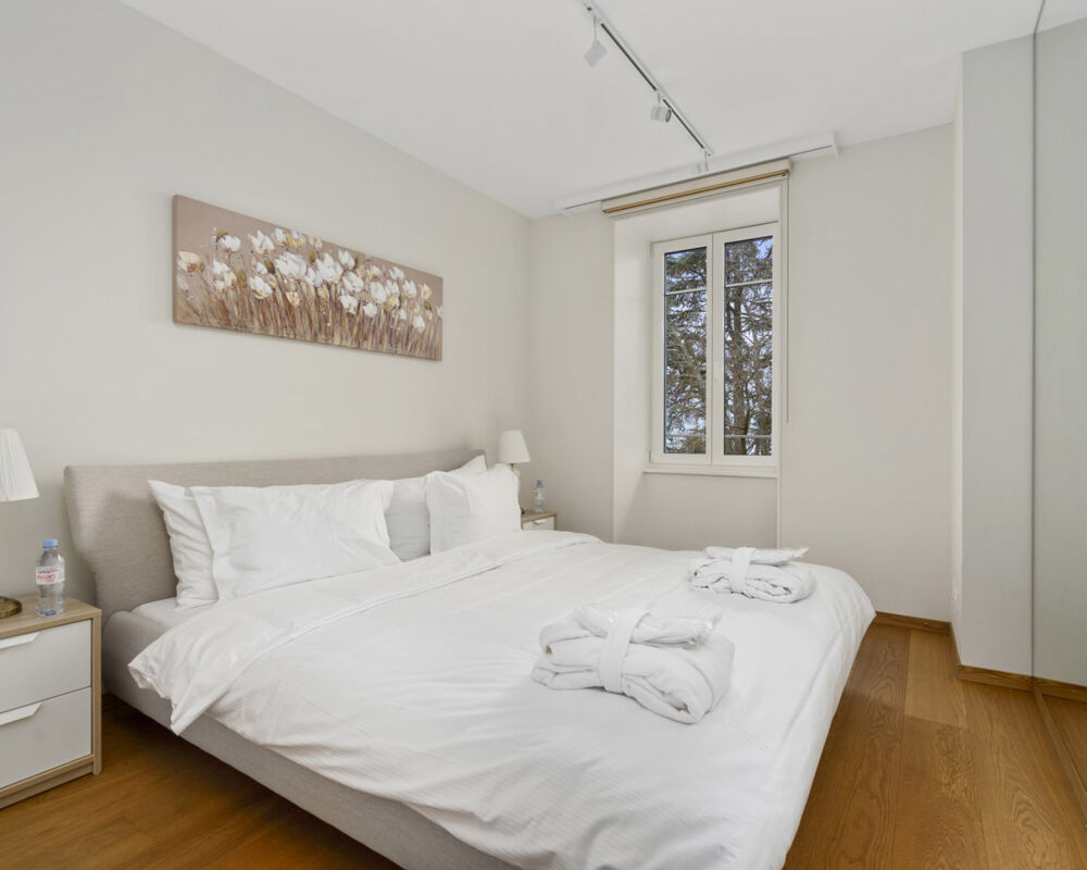 Montreux Grand Rue Apartments - 247 Concierge 3 Βedroom Standard Room with Lake View