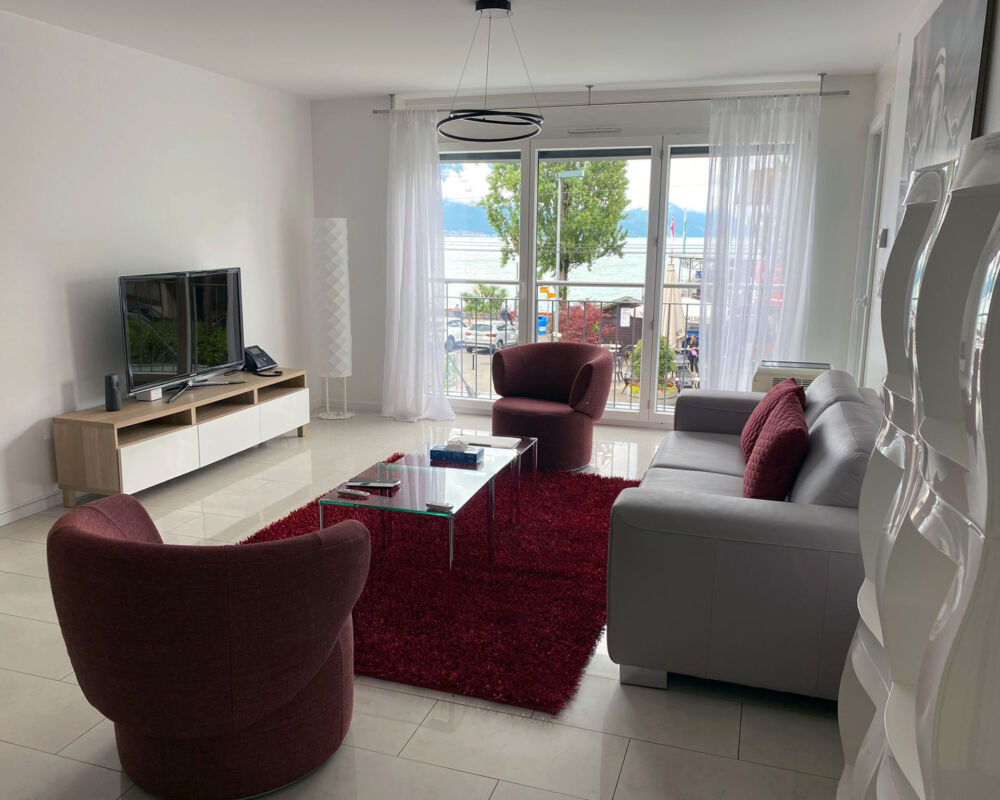 Montreux Lux One Bedroom Apartment