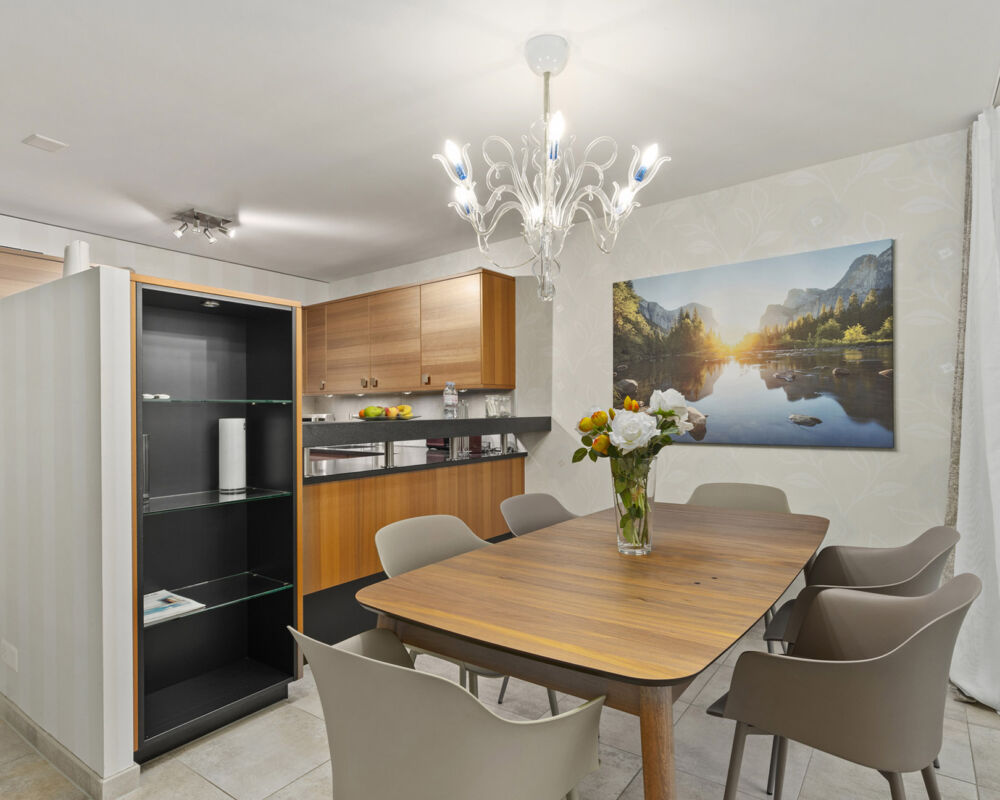 Montreux_LUX_Apartment Dining room